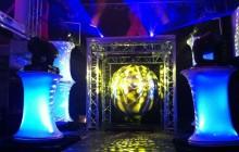 Gala Event-Bühne